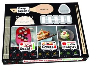 coffret cuisine japonaise archives