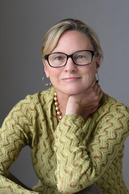 The Author   Laurel Davis Huber