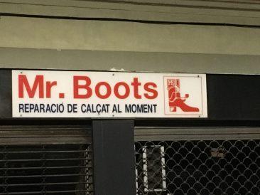 Dapper Mr. Boots