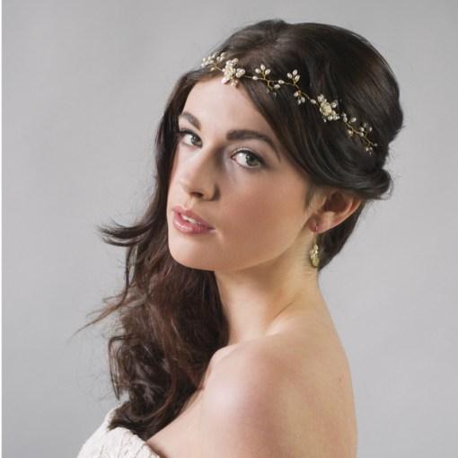 Primrose Bridal Hair Vine