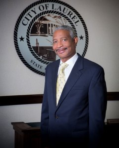 Mayor Johnny Magee