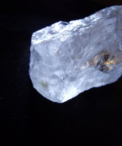 Clear Quartz Rough Gemstone Solid Faceted Rock Untouched Spiritual Healing