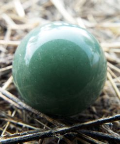 Aventurine Gemstone Solid Ball Rock Tumble Stone Untouched Spiritual Healing