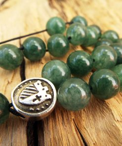 Komboloi Greek Worry Beads Aventurine Prayer Beads Rosary Beads Turkish Tasbih Handmade Gemstone