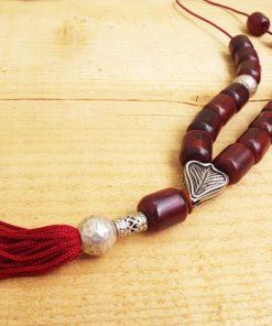 Komboloi Greek Worry Beads Faturan Mastic Prayer Beads Rosary Beads Turkish Tasbih Handmade Gemstone
