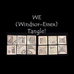 An invitation to join WE (Windsor-Essex) Tangle!