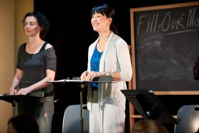 OSF Fill Our Mouths - Jackie & Amy 2