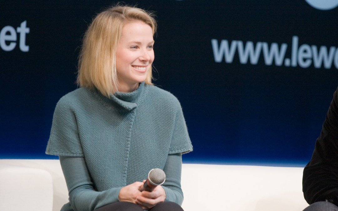 On Marissa Mayer's Disavowal of Feminism