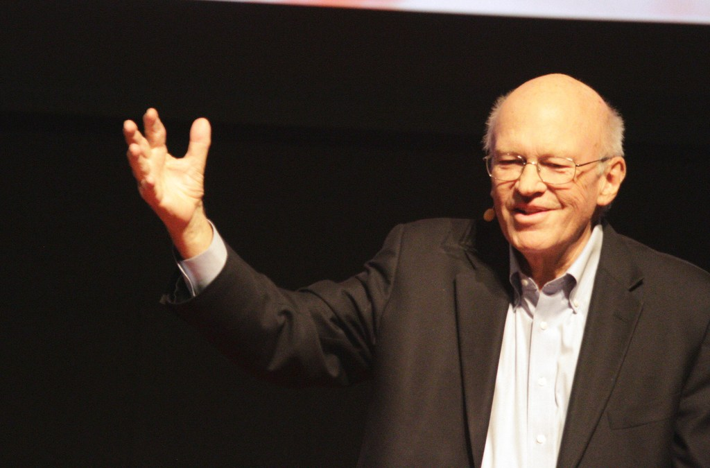 Ken Blanchard Just Got Spiritual on Your Ass