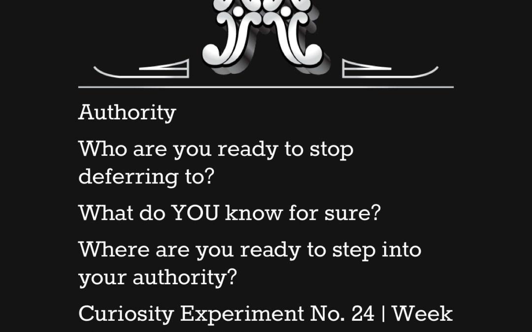 Where Do You Defer Authority?
