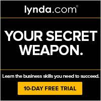 Lynda.com 10-day free trial