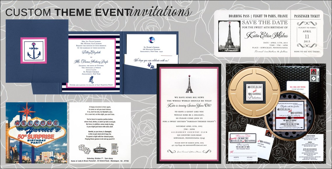 Lauren Brooke New York – Custom Wedding Invitations Nyc
