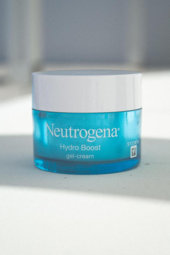 Hydrated skincare products