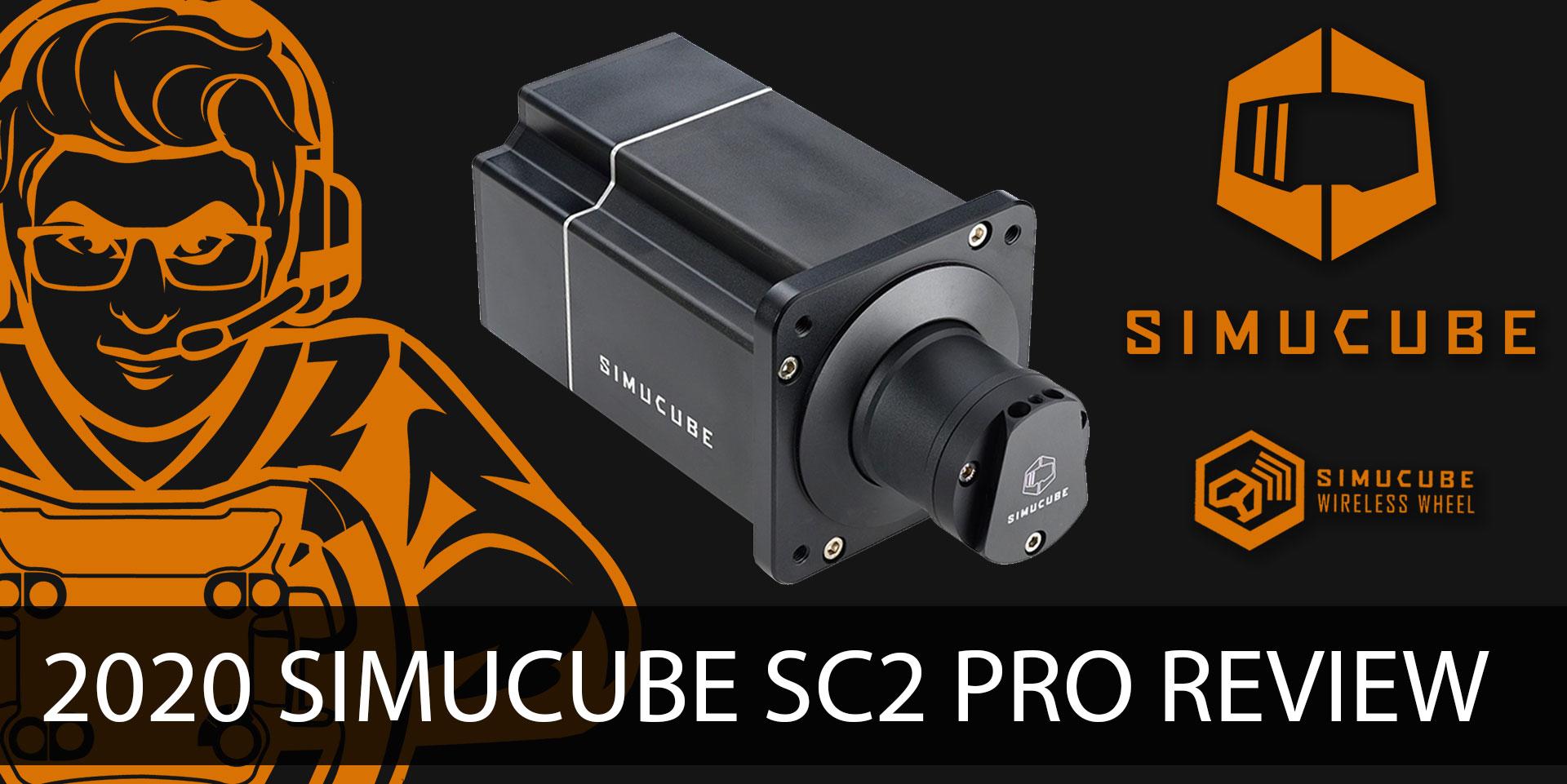 Simucube SC2 Pro Direct Drive Wheelbase Review