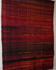 Laurence Waldner Tapisserie d'art contemporain, exposition Carte blanche Maison consulaire Saint-leu-La-Foret-95-de fibre en fil