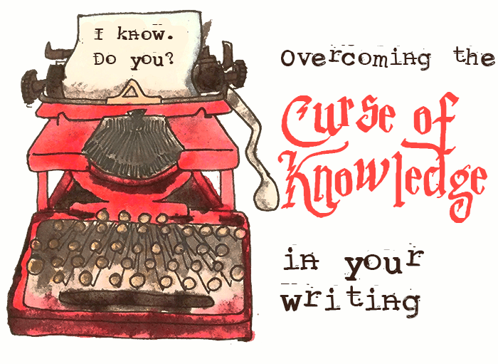 typewriter-curse-of-knowledge