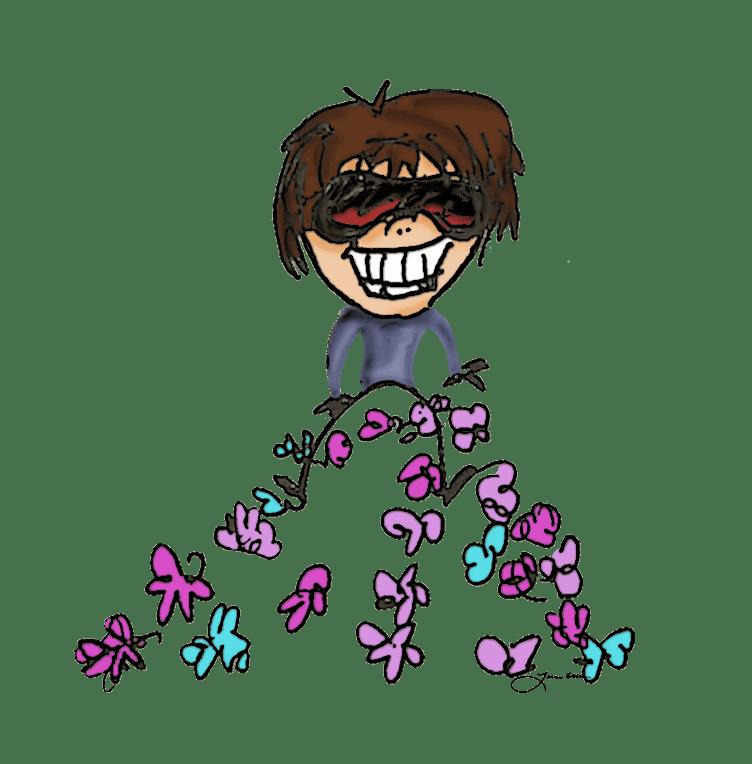 Allergy woman
