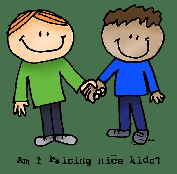 nice kids