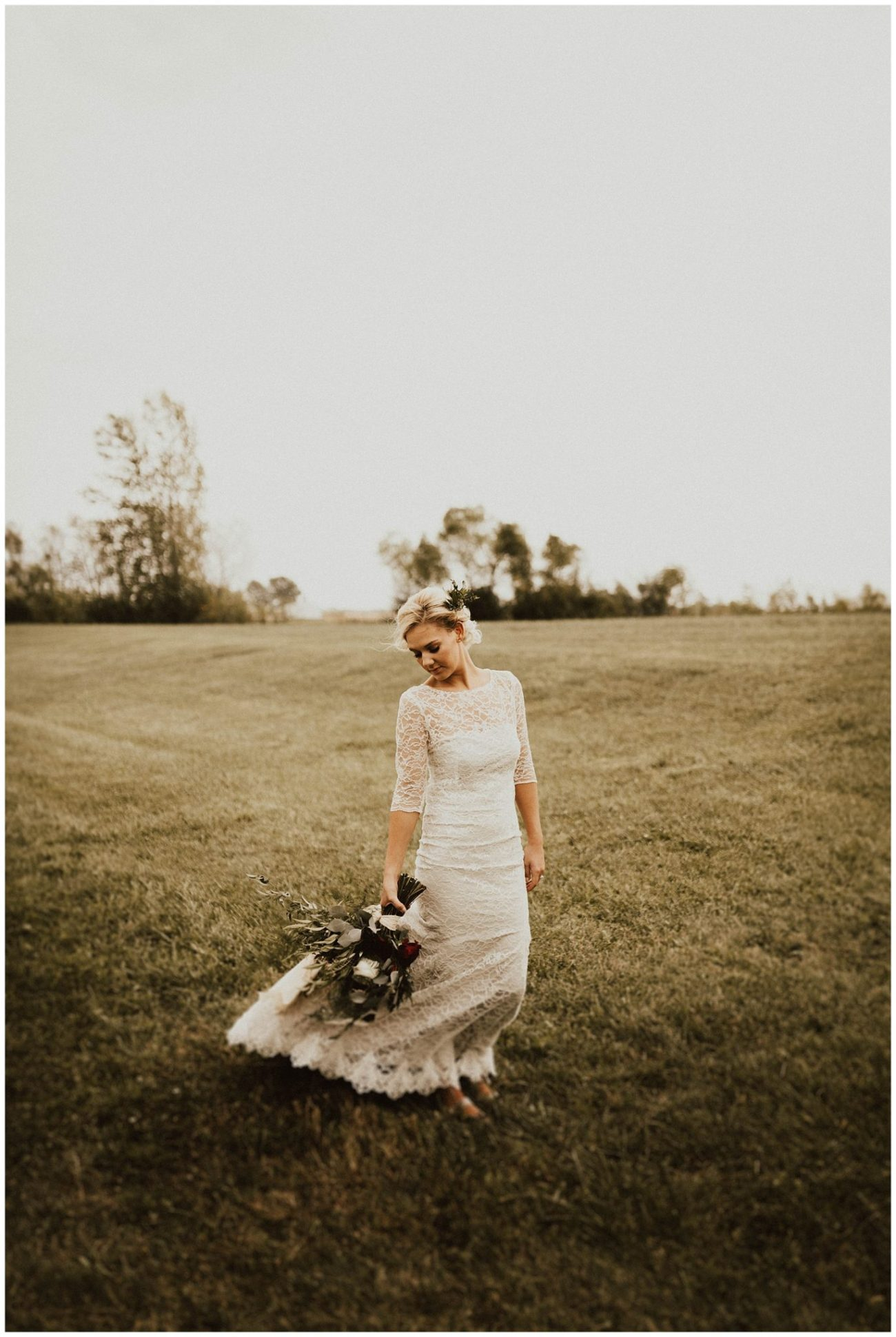 6874a5c03ca0 Intimate Backyard Wedding - Lauren F.otography | Central Illinois ...