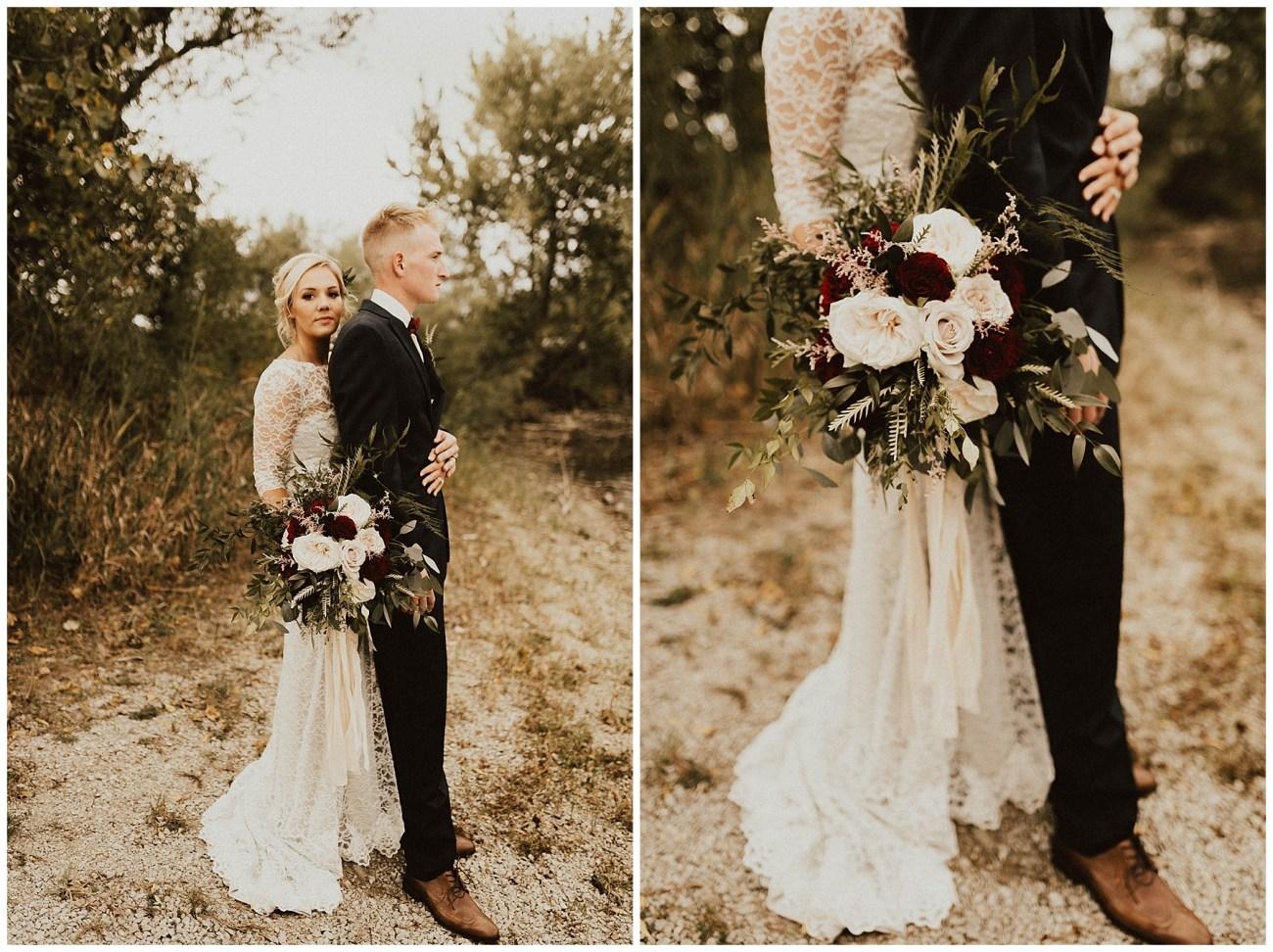 1f19c39064a6 Intimate Backyard Wedding - Lauren F.otography | Central Illinois ...