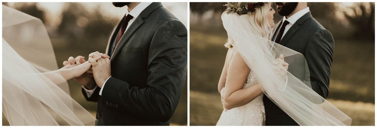 3fc0515f6 Hannah + Brian // Christmas Cabin Wedding - Lauren F.otography ...