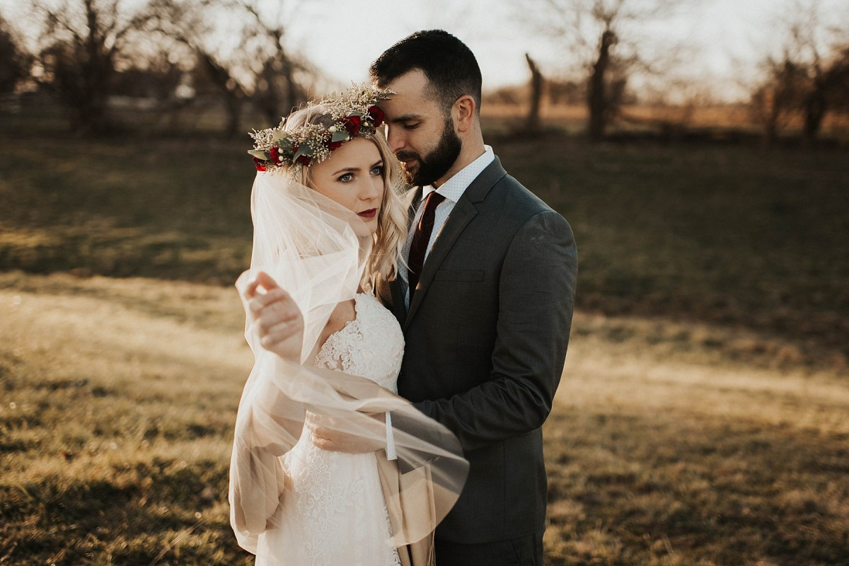 new style c455d 2e282 Hannah + Brian    Christmas Cabin Wedding – Lauren F.otography