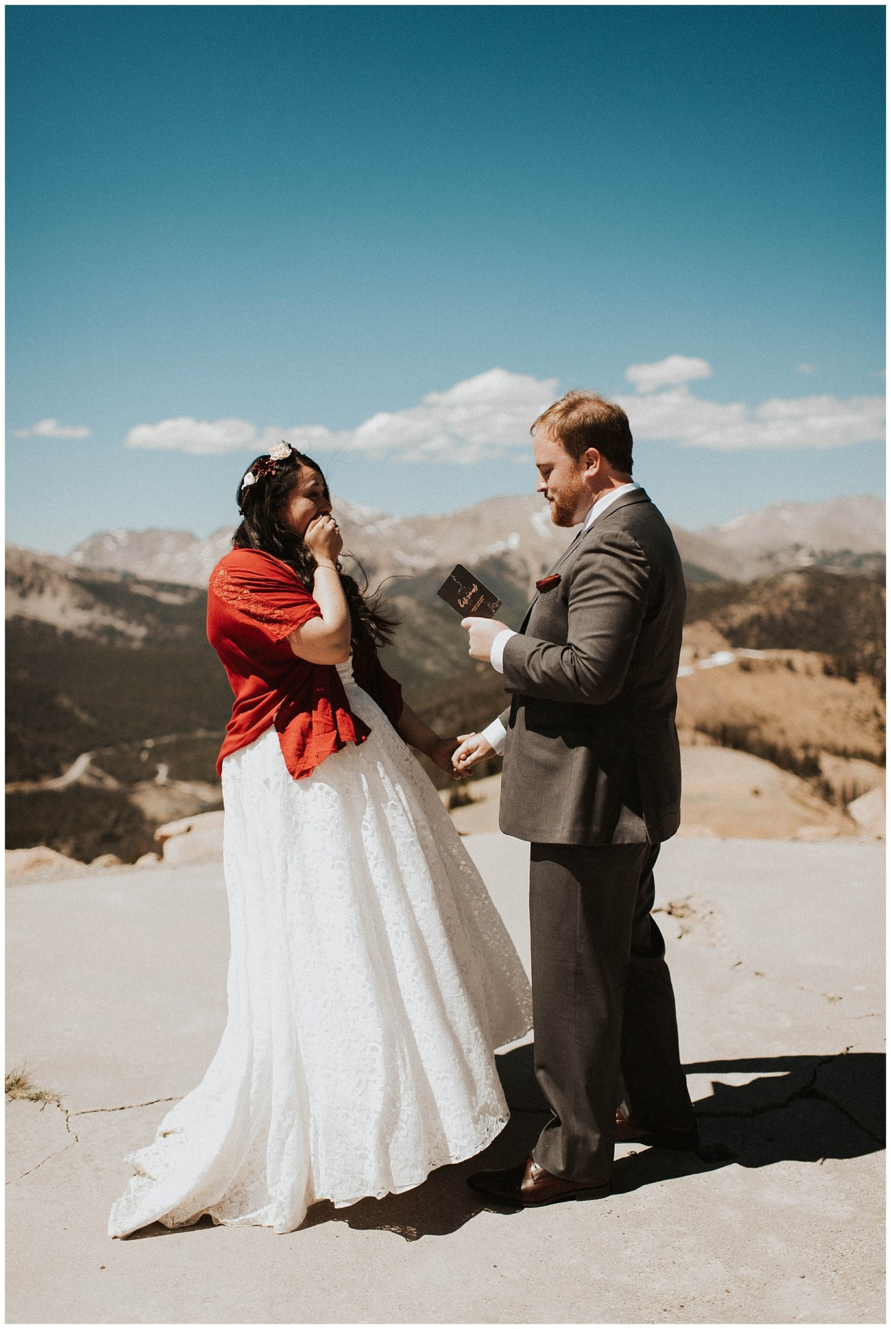 d074af9e9c Ben + Lainee // Desert Colorado Wedding - Lauren F.otography ...