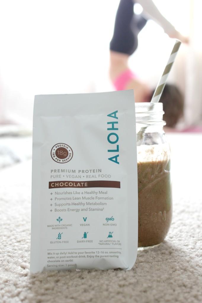 Aloha Premium Protein Powder