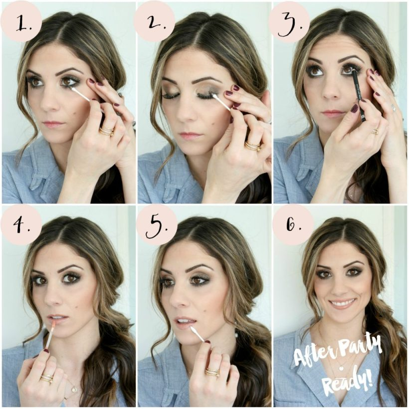 Red Carpet Eye Makeup Tutorial