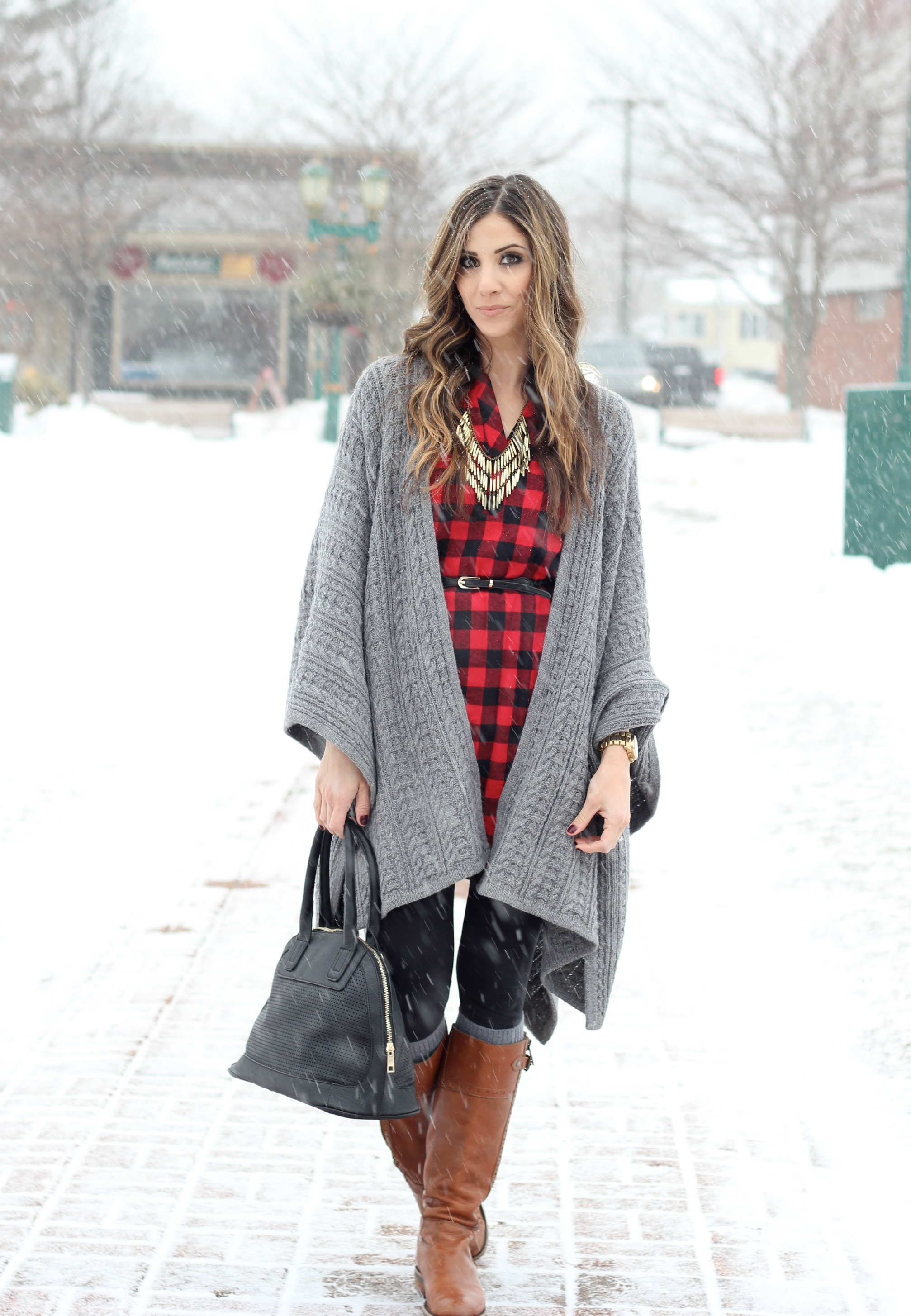 Buffalo Plaid and a Giveaway to The Mint Julep Boutique