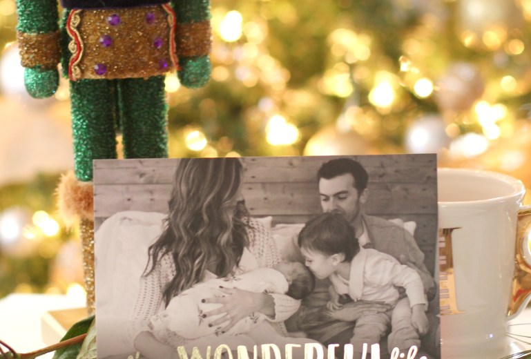 Holiday Cards and Birth Announcements with Minted