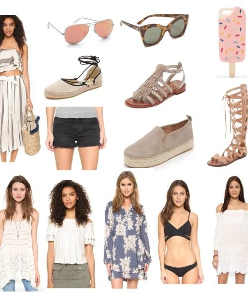 Sales // Shop Bop Friends and Family Sale 2016
