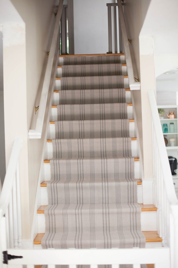 Home Diy Stair Runner Lauren Mcbride