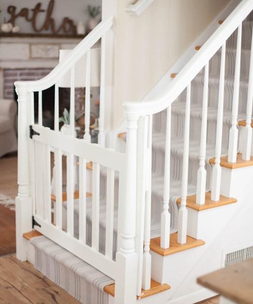 Home // DIY Stair Runner