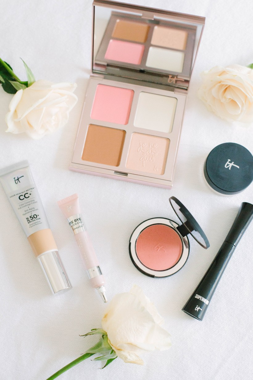 Not sure what makeup to buy? This list of the best It Cosmetics products will be sure to convince you to add this line to your makeup bag!