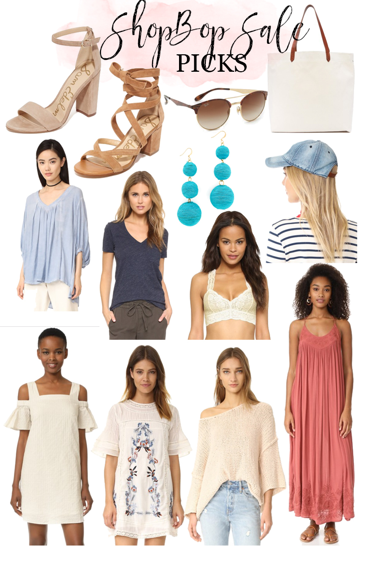 These ShopBop sale picks are perfect for the spring season!