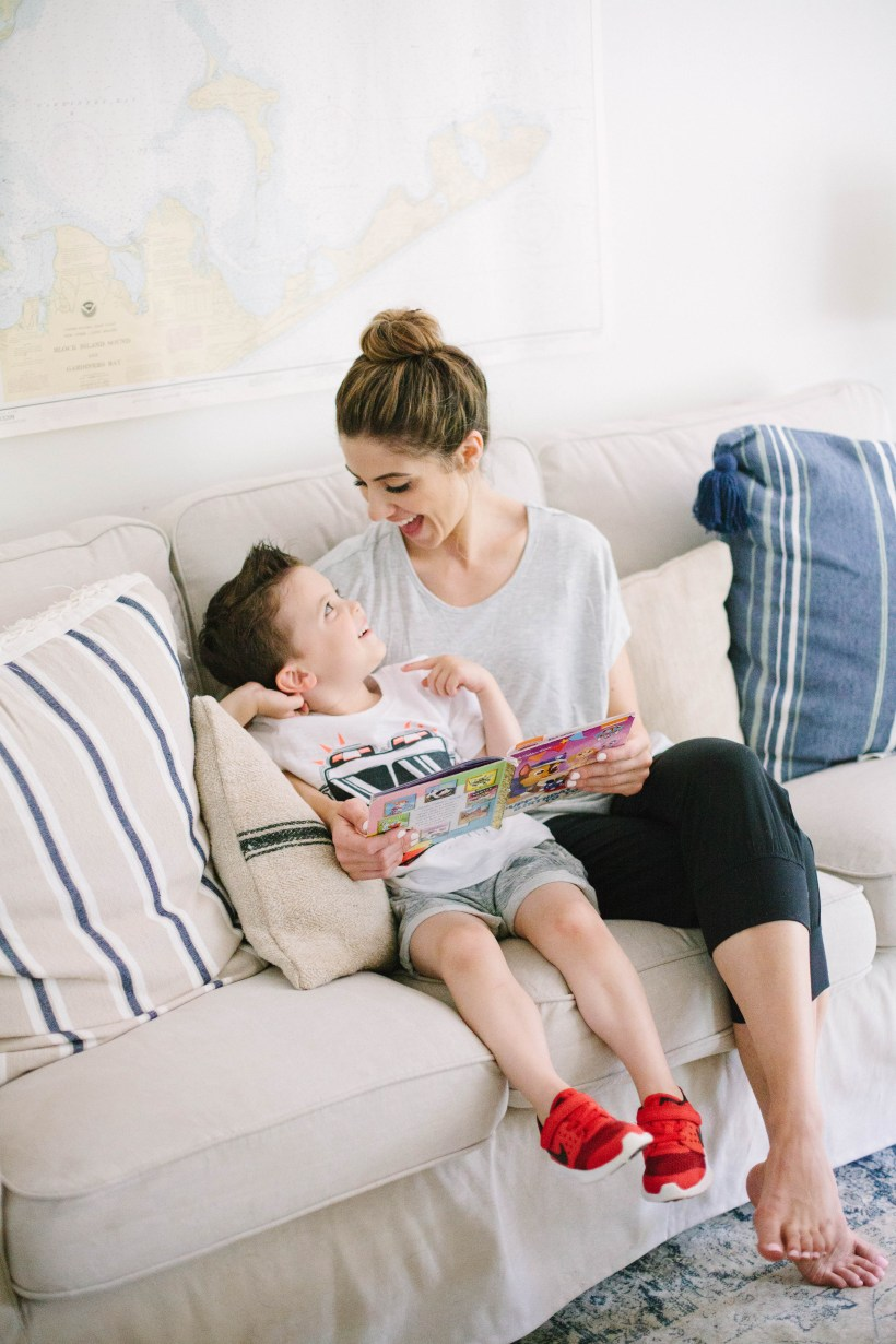 As a mom of more than one kid, it's easy to feel that mom guilt about giving enough one on one attention to each kid! Here's how I'm spending time with my first born.