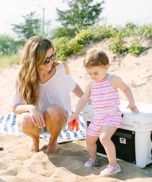 Summer Beach Picnic Essentials (with Kids)