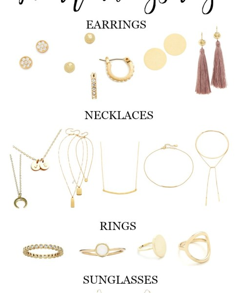 Loving Lately: Favorite Accessories