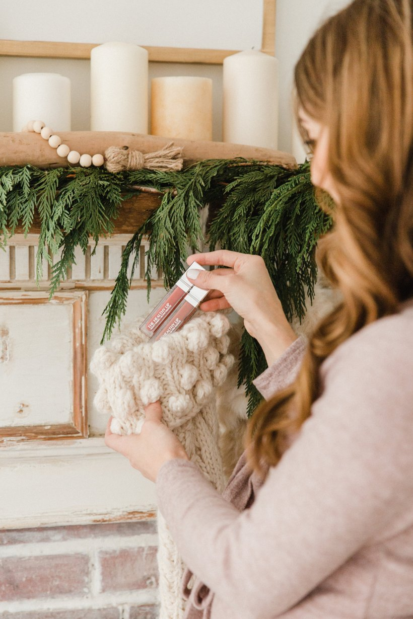 Life and style blogger Lauren McBride shares three simple holiday makeup tips that take minimal time and effort and will enhance your look for the holidays!
