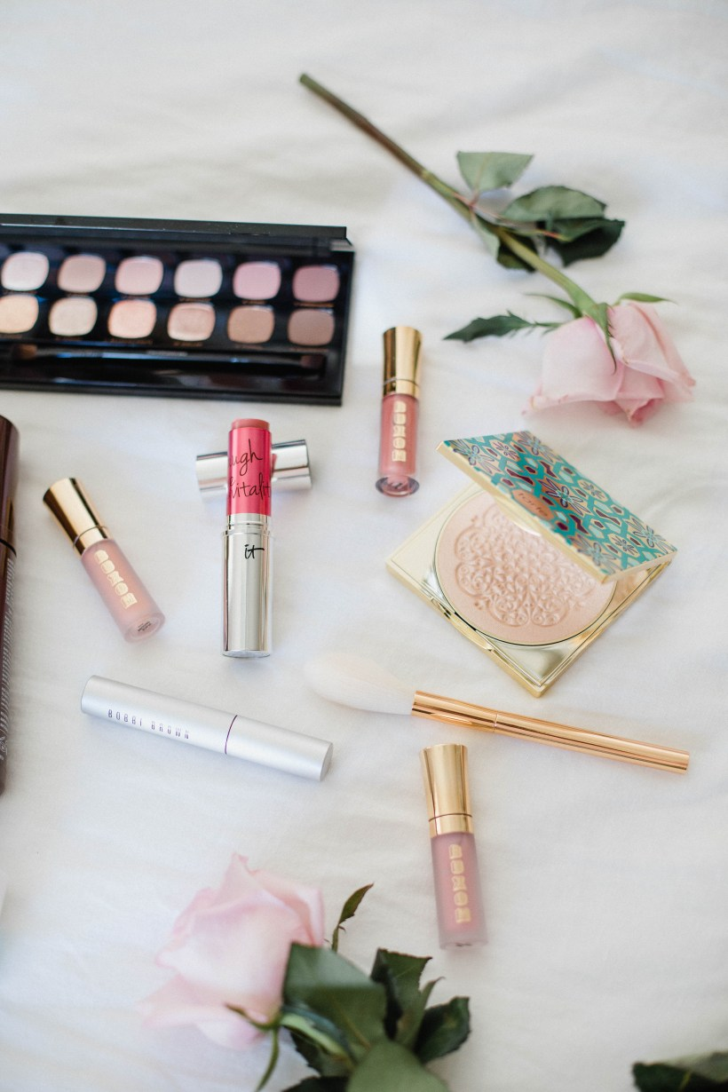 Life and style blogger Lauren McBride shares 8 must have products for spring, including a variety of skincare and beauty products.