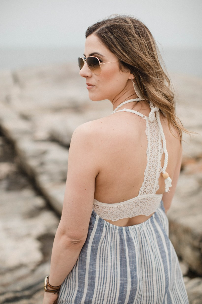 Life and style blogger Lauren McBride shares How to Style Bralettes and shows a variety of bralette styles at reasonable prices.