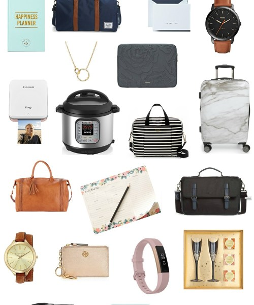 Gift Guide: Gifts For Grads