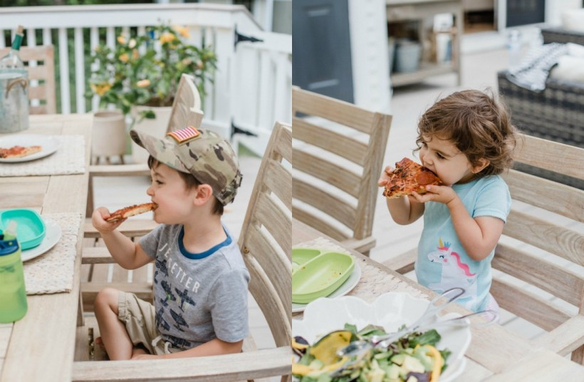 Connecticut life and style blogger Lauren McBride shares Easy Gluten Free Grilled Pizza and one item that makes grilling pizza perfect every time.
