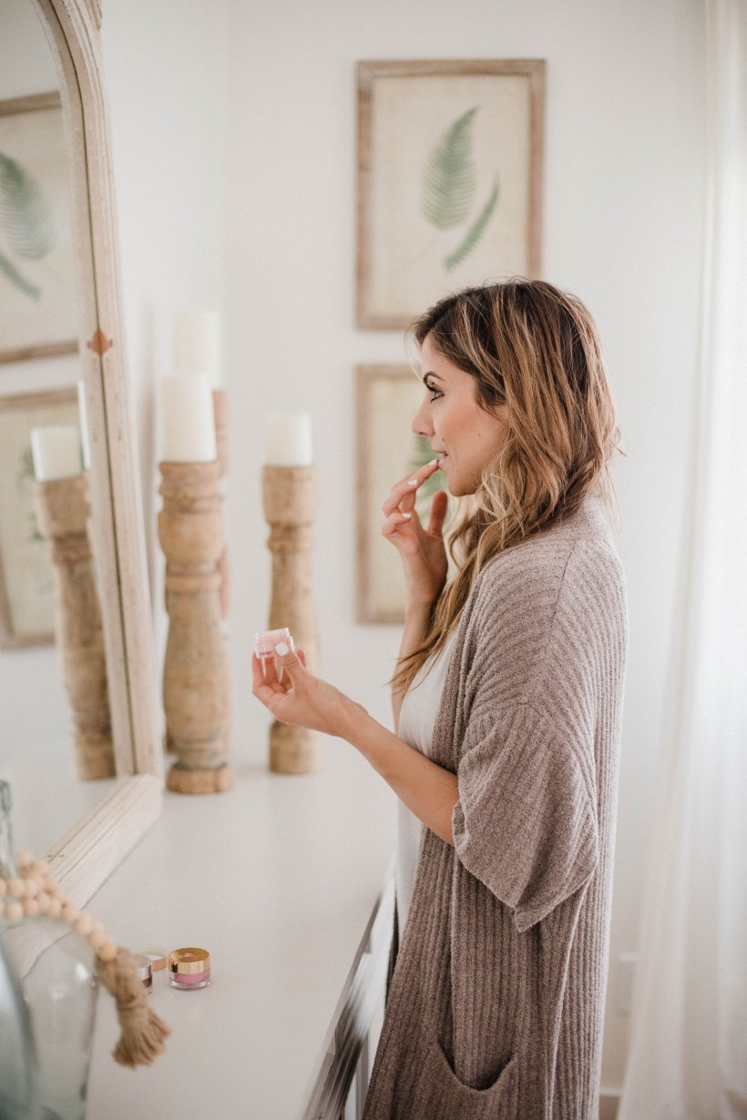 Connecticut life and style blogger Lauren McBride shares 5 items from QVC that will make you feel nice if you're in need of some pampering.
