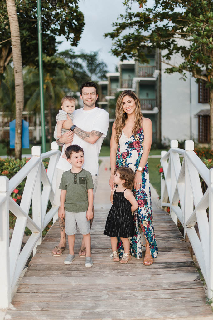 Connecticut life and style blogger Lauren McBride shares The Best Family Resort in Negril, Jamaica, Beaches Resorts, and why it's the perfect location for families of all ages.