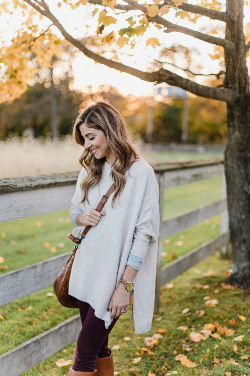 Connecticut life and style blogger Lauren McBride shares How to Style Colored Pants, and one important tip that is fool-proof for any outfit.