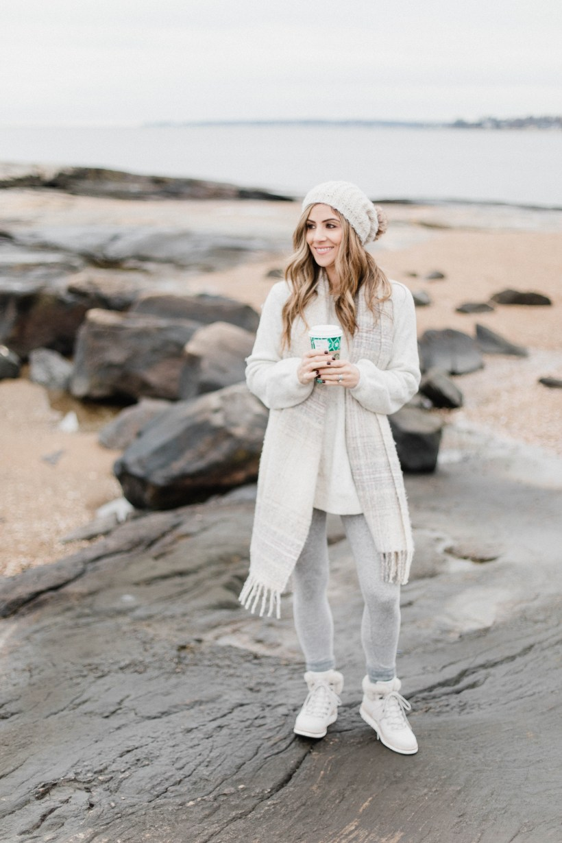 Connecticut life and style blogger Lauren McBride shares casual winter boots that are warm enough to wear in the snow, but casual enough to wear with everyday outfits.
