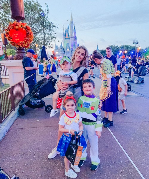 Tips for Visiting Disney World with Toddlers