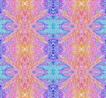 Orchid Textile Design